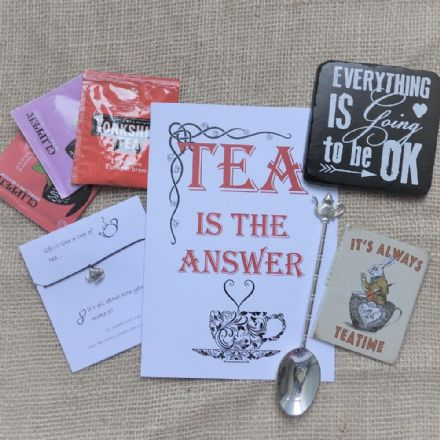 Time for Tea box